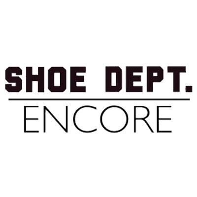 SHOE DEPT. ENCORE